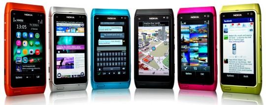 Nokia N8 con Symbian Anna