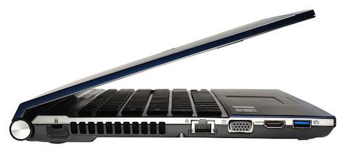 Laptop Multimedia - Acer Aspire TimelineX 4830T