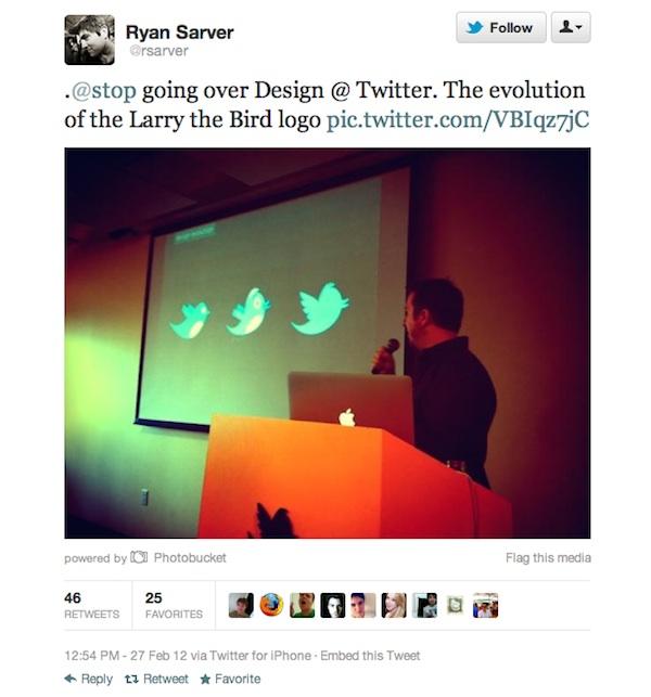 Larry nombre del pajaro de Twitter