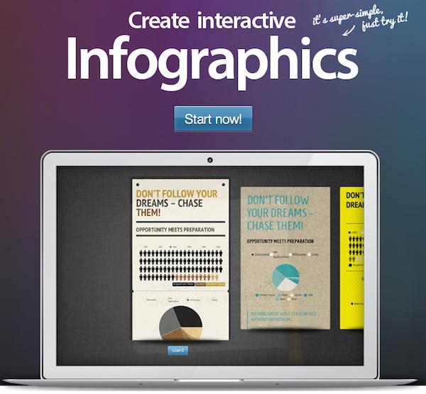 Crear facilmente infografias