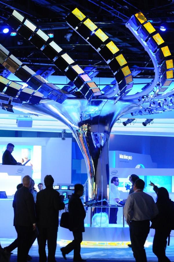 árbol Intel CES 2013