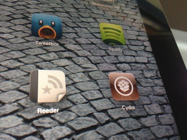 Cydia iPad 2