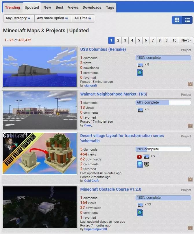 Minecraft 프로젝트
