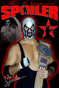 The Spoiler Don Jardine