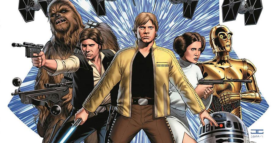 Another Day, Another Galaxy: A Review of Star Wars #1 (from Marvel)