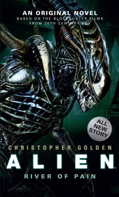 Alien: River of Pain is available through Titan Books.