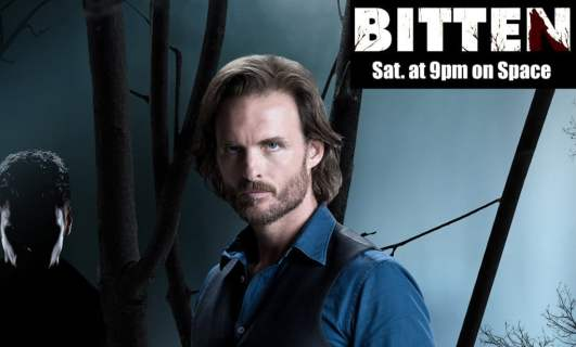 Greg Bryk = The Most Interesting Man in the World.