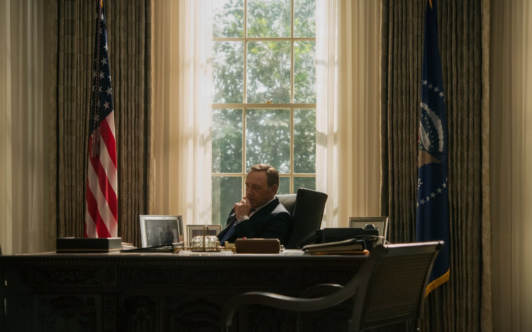 TV Roundup: House of Cards Season 3 – Part 1