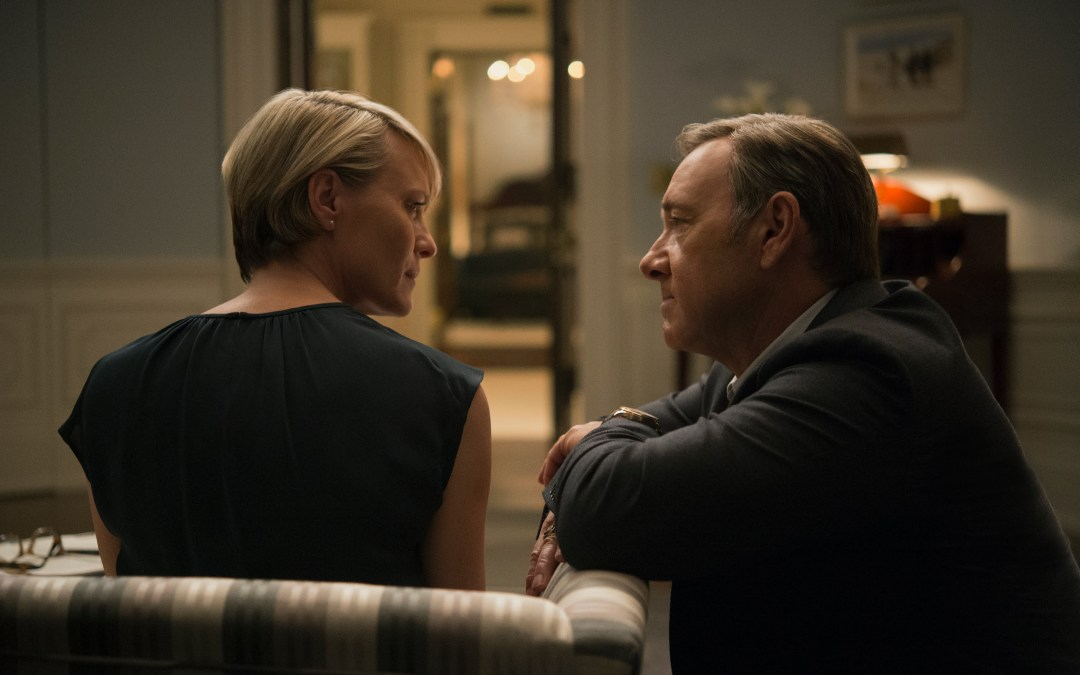 TV Roundup: House of Cards Season 3 – Part 2