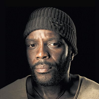 Chad Coleman is one Bad-A. Photo Credit: Frank Ockenfels 3/AMC