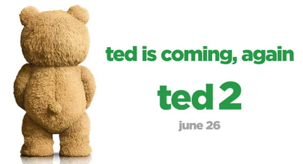 This Week's Episode of Geek Hard (06-26-2015): TED RETURNS and Other Stories