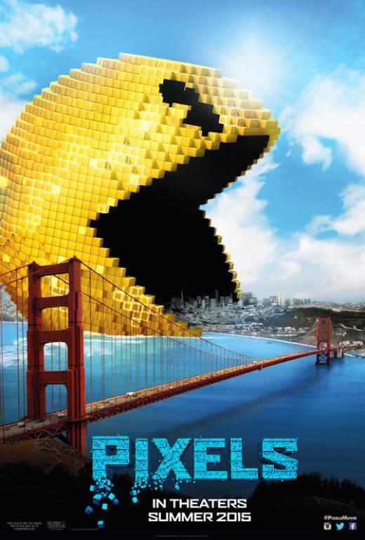 Will it be Game Over for Pixels right out of the gate? Find out this Friday.