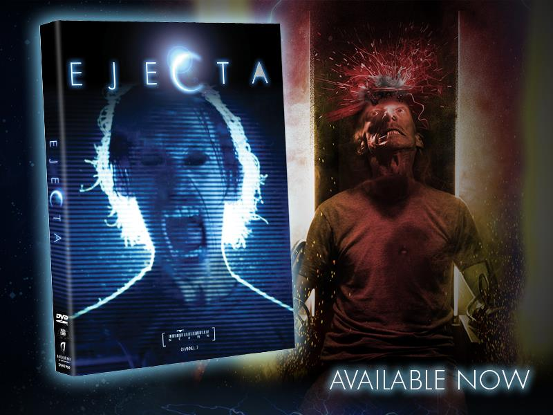 Spooky Conspiracies and Shaky Cam: A Review of Ejecta (on DVD)