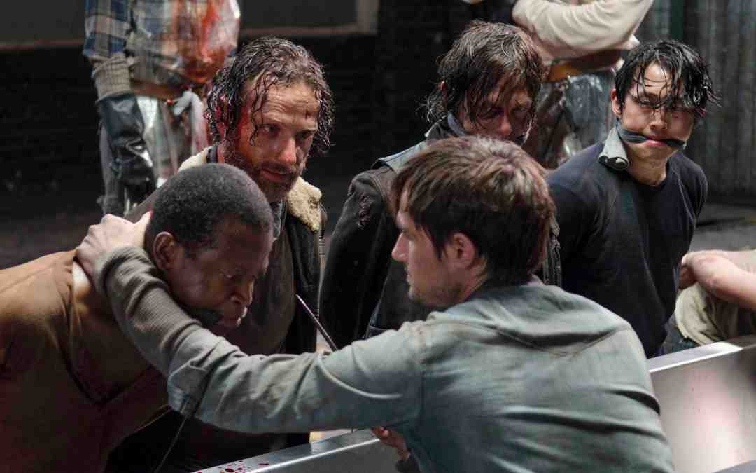 The New World's Gonna Need Rick Grimes: A Review of The Walking Dead: The Complete 5th Season on Blu-ray