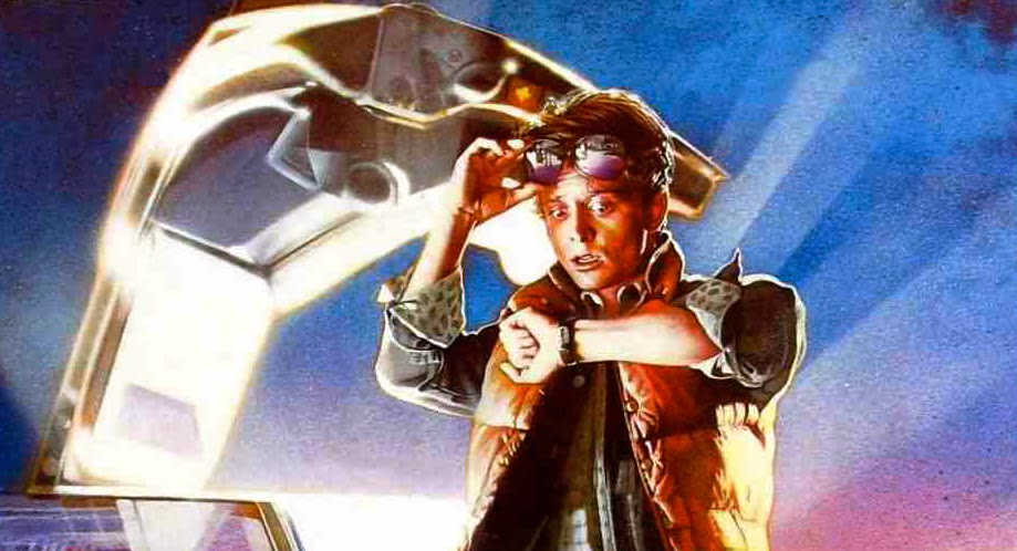 This Week's Episode of Geek Hard (08-28-2015): Back in Time to the Future and Beyond!