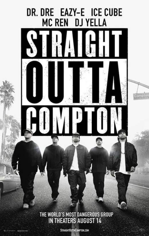 Will Straight Outta Compton be a hit? Find out what Andrew and Mr. Green have to say this Friday.