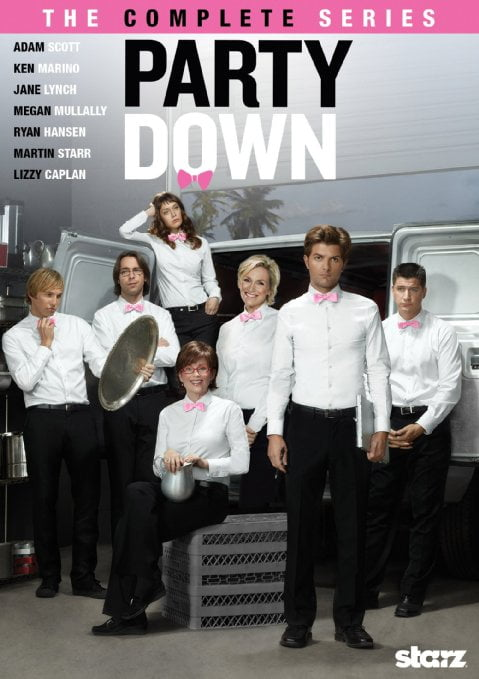 Check out Party Down: The Complete Series, now available on DVD.