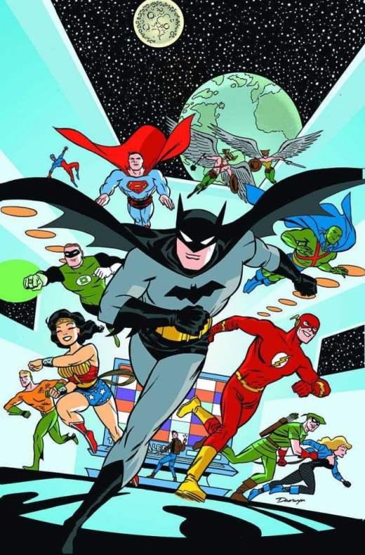GRAPHIC INK THE DC COMICS ART OF DARWYN COOKE HC