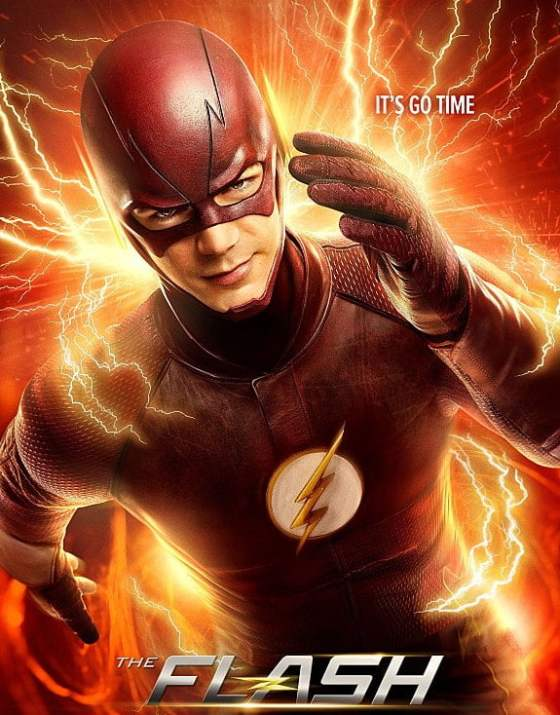 We talk Flash, S.H.I.E.L.D. and more this Friday!