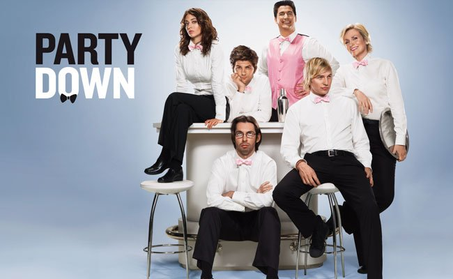 Rentals Under the Radar: Party Down The Complete Series