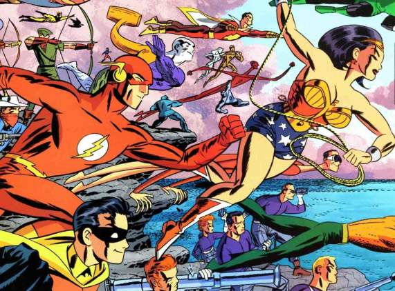 DC: New Frontier is one of the best stories to come out of DC in the past 10 years. Find out why on an All New Bloodbath.