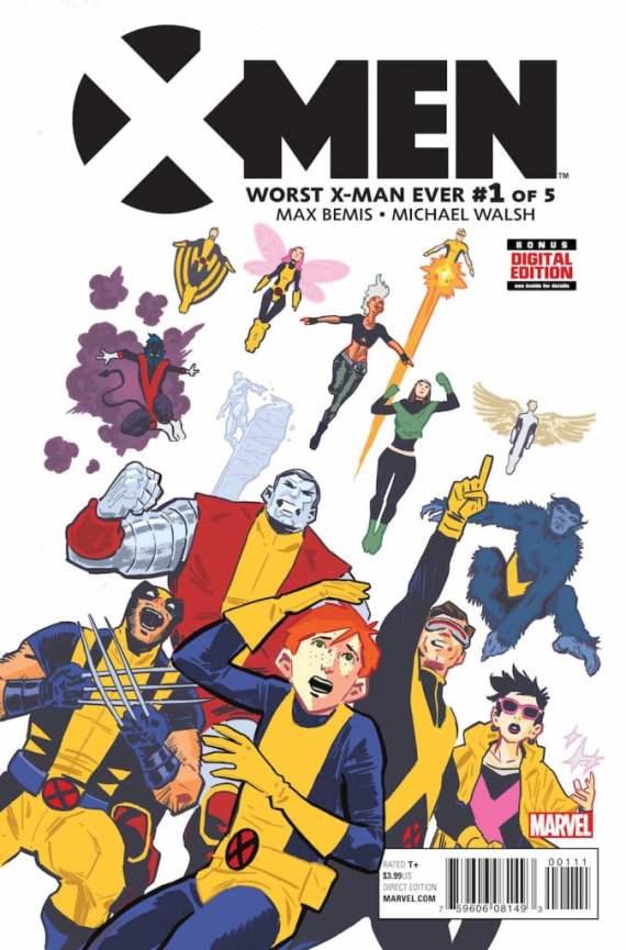 X-Men: Worst X-Man Ever #1