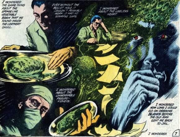 saga of the swamp thing pg