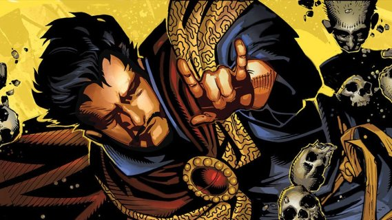 Gavin gives us his thoughts on the new Dr. Strange series on an ALL NEW Bloodbath.