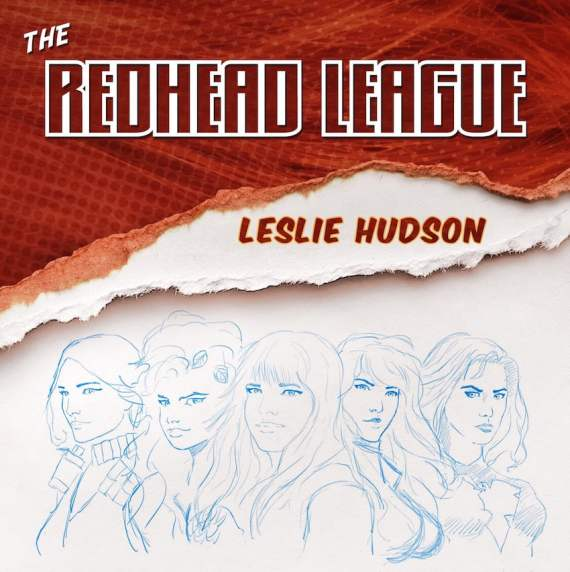 Leslie Hudson - The Redhead League - cover