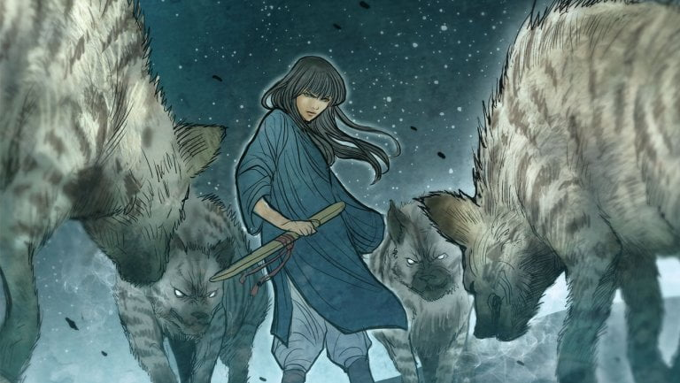 Show Update: Marjorie Liu Joins the Party This Friday.