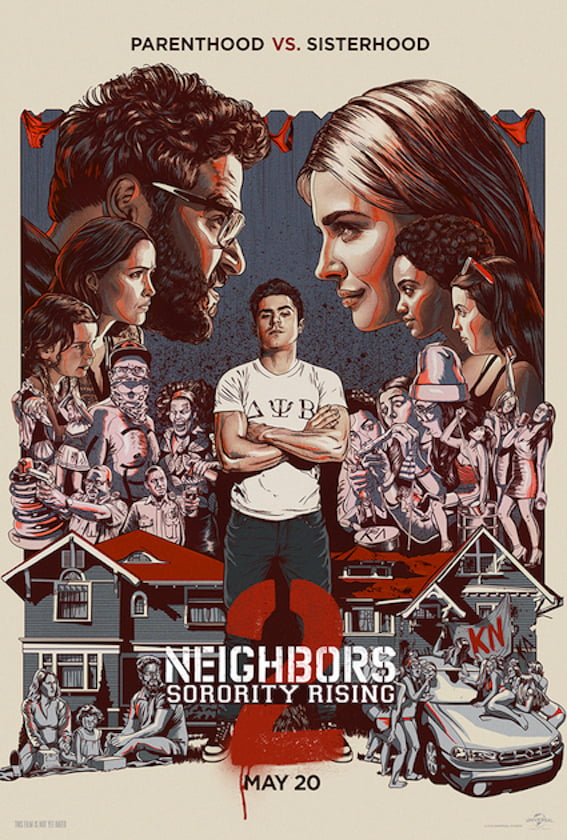 Will Neighbors 2 be a laugh riot or a poor excuse for a sequel? Find out this Friday.