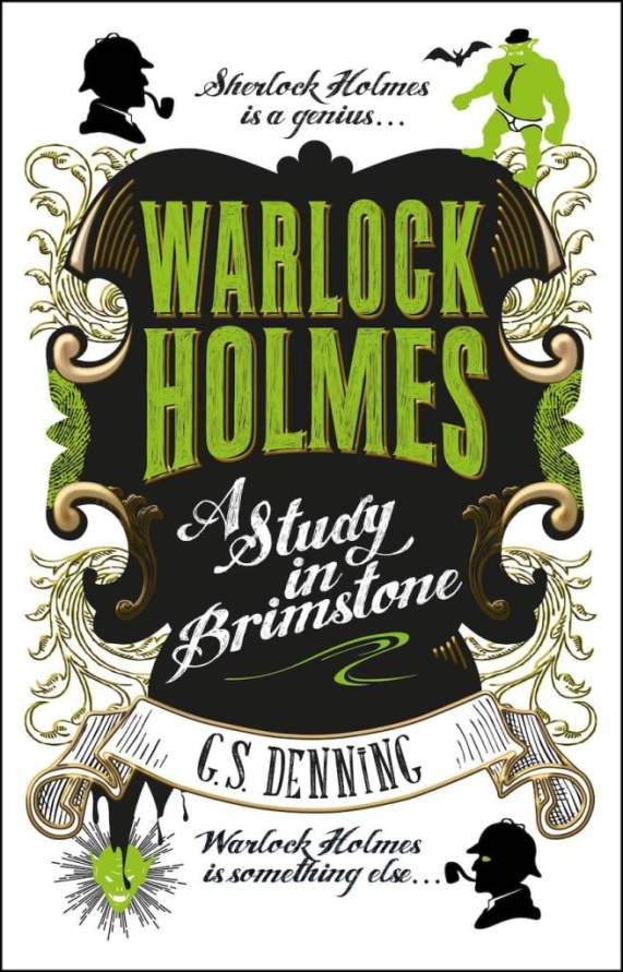 Check out Warlock Holmes for some fun summer reading.