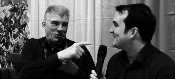 Jim Shooter delivers the straight goods in this interview.