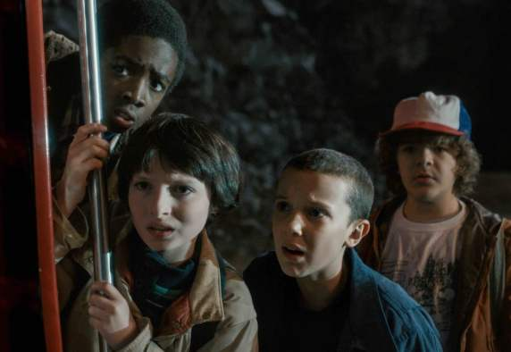 "Stranger Things - ""The Goonies"" crew for a new era."