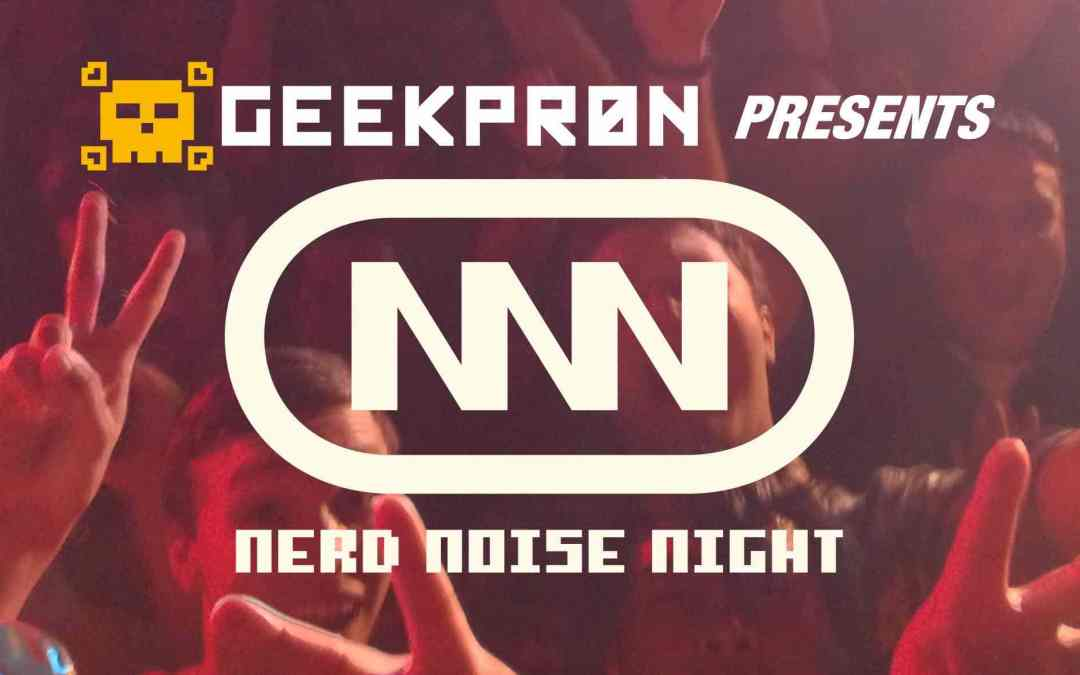 This Week's Episode of Geek Hard (08-19-2016): Noisy Nerds with Shaun Hatton & Wordburglar