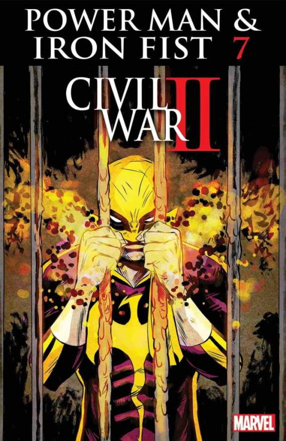 Power Man & Iron Fist #7