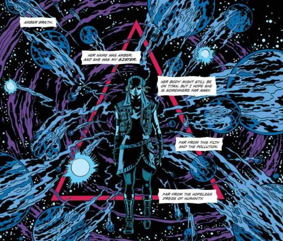 Southern Cross is just one of the comic titles we talk about on this Bloodbath. Catch these fun interviews with Becky Cloonan and Jimmy Palmiotti!