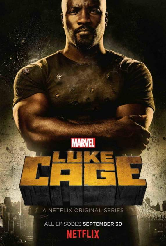 September 30th, It's Luke Cage's world. We're all just livin' in it.