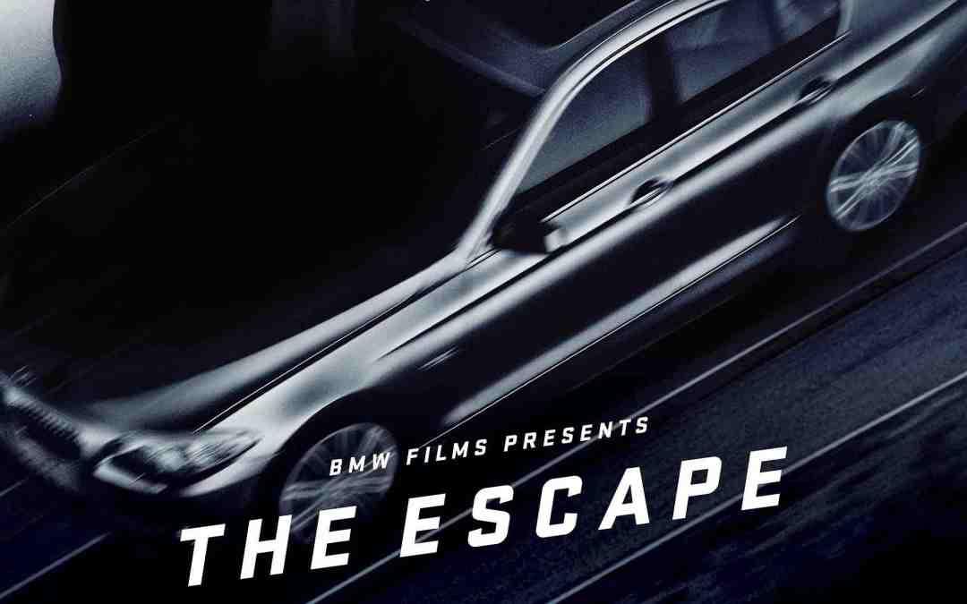 Andrew's Picks: BMW Films' The Escape