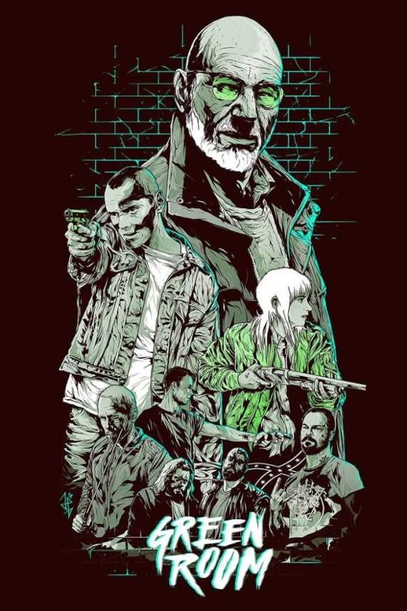 Watch Green Room as part of your Halloween movie watching.