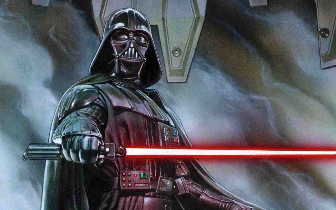 Fear and Loathing in Geekdom: Best Vader Moments