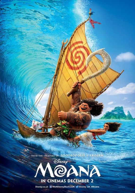 Will Moana bring Disney a win this Thanksgiving? Find out this Friday.