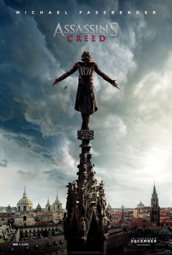 Will Assassin Creed assassinate the box office. Hear our prediction this Friday.