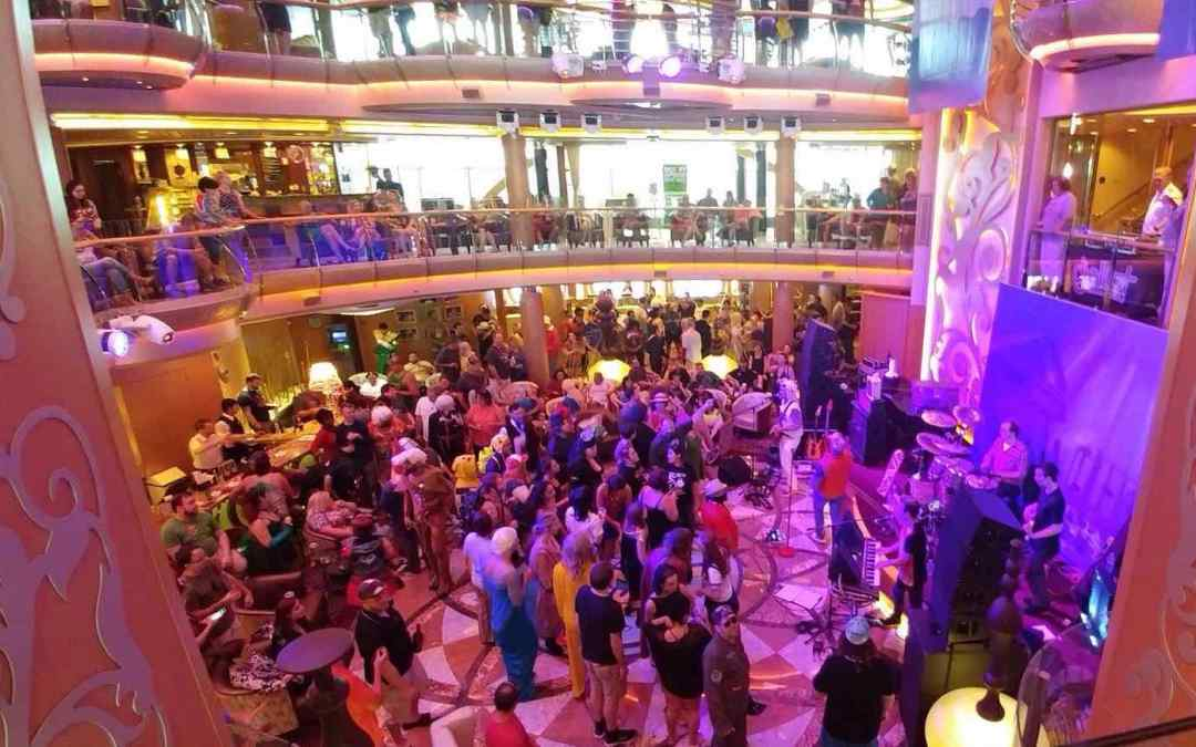 Highlights from Fan2Sea Cruise Days 3 and 4 (A Fear and Loathing Special Report)