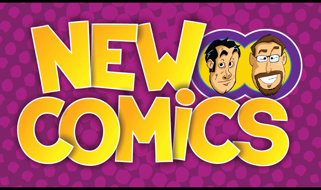 New Comics (03-21-2018)