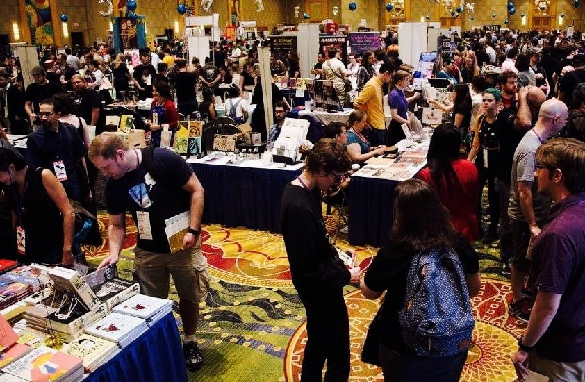 Fear and Loathing in Geekdom: Tips for Running a Convention (from someone who hasn't run one)