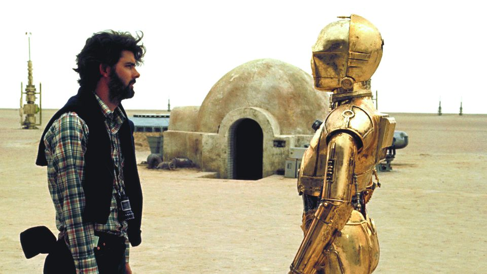 Sammy Reviews: George Lucas: A Life by Brian Jay Jones