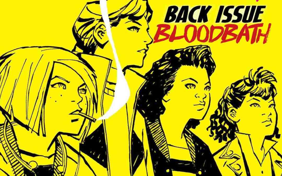 Back Issue Bloodbath Episode 86: Paper Girls
