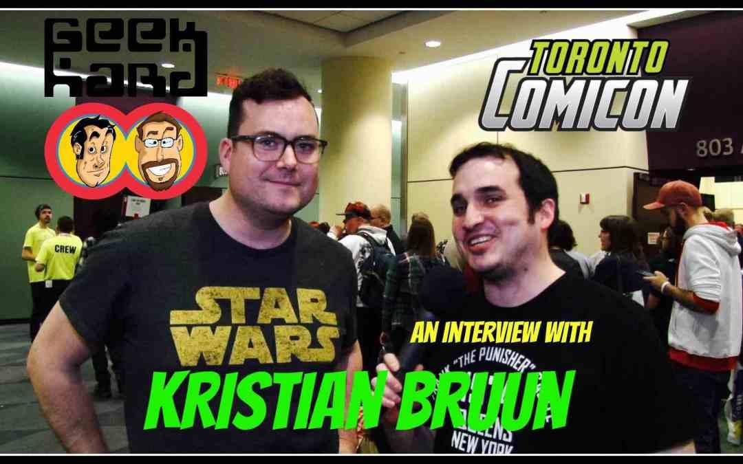 Geek Hard Presents: An Interview with Kristian Bruun