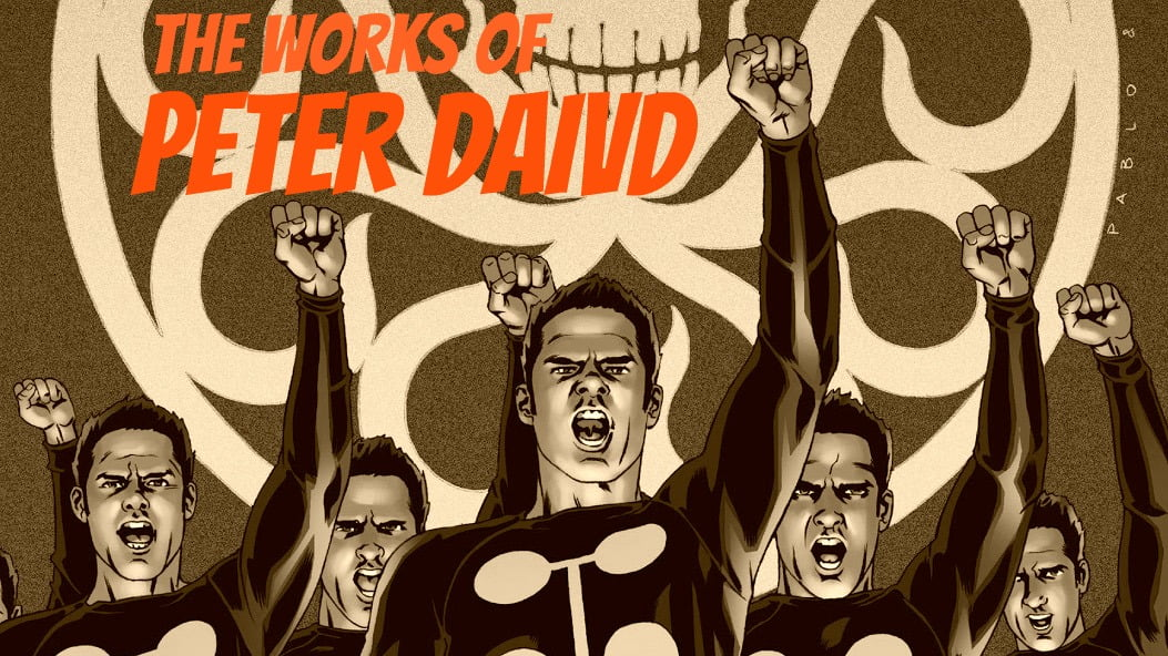 Back Issue Bloodbath Episode 91: The Works of Peter David